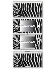 Zebra pelliccia Camouflage Style-Adesivo Vinile della pelle per Nintendo DSi XL