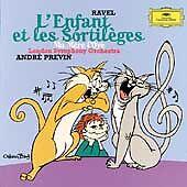 Ravel - L'enfant et les Sortilèges · Ma Mère l'Oye / LSO · Previn Maurice Ravel