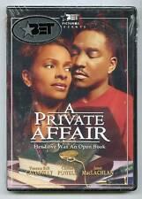 A Private Affair (DVD) Vanessa Bell Calloway, BET Films! BRAND NEW!