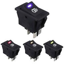12V 35A Fahrzeug Auto Boot Nebelscheinwerfer LED Wippschalter Ein Aus Dash W6 G3