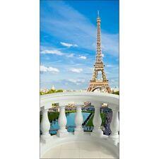 Stickers déco trompe l'oeil - Paris Tour Eiffel 1533