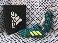 Scarpe Calcio Adidas Nemeziz 17.3 AG -- Blu Ottanio -- S82341
