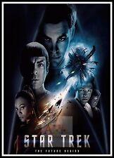 Star Trek   2009 Movie Posters Classic Films