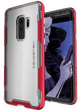 Galaxy S9 Plus S9+ Case | Ghostek CLOAK Slim Clear Shockproof Wireless Charging