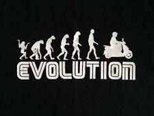 Evoluzione Mod Scooter Tee Shirt: QUADROPHENIA che le facce Jam deviazioni Regalo di Natale