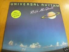 RALPH MAC DONALD UNIVERSAL RHYTHM   LP