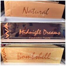 GWA Eyeshadow Natural,Midnight Dreams,Bombshell Palettes  Eye Shadows Xmas Gift
