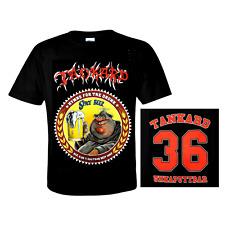 TANKARD T-Shirt HYMNS FOR THE DRUNK - Frankfurt - Big Teutonic 4 - Thrash Metal
