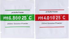 PH BUFFER SOLUTION POWDER - Multiple Quantities pH 4.01 / 6.86