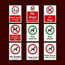 Nada De Perros / Playground / ensuciamiento / limpiarla-muestra plástica, etiqueta engomada-todos Los Tamaños