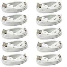 10 x Micro USB Ladekabel 1m Datenkabel z.b. für Samsung Galaxy S5 S6 S7 HTC LG