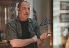 """John Travolta """"Savages"""" Autogramm signed 20x30 cm Bild"""