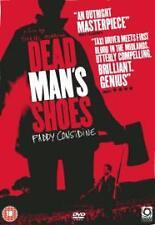 Dead Man's Shoes DVD Paddy Considine Gary Stretch Original UK Rele New Sealed R2