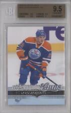 2014 Upper Deck 223 Leon Draisaitl BGS 9.5 Edmonton Oilers RC Rookie Hockey Card