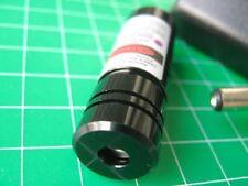405nm 200mw Line/Foucsable/Adjustable/Blue-violet Laser LINE Module/5V