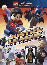 LEGO DC Comics Super Heroes: Justice League - Attack of the Legion of Doom (DVD)