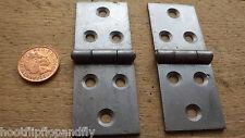 Pares Color propio Acero Bisagra Trasera 2.5cm 25mm 3.2cm 32mm 3.8cm 38mm
