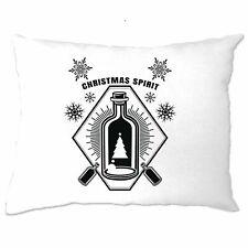 Biberonner Etui D'oreiller Bouteille alcool de Noël