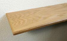 Regalboden EICHE natur 20 mm dick Echtholzfurnier 4 Größen MAINAU Board Brett