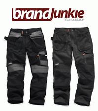 SCRUFFS Trade 3d Work Trousers 30-40 Waist 30 32 34 Leg