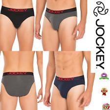 Men's Jockey Bikini Briefs Underwear Low Rise Cotton Underwear # US 07 S M L XL