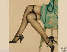 Art Deco Poster  'Legs' - Alberto Vargas - 17x22