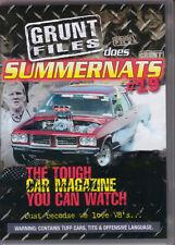Grunt Files does Summernats 19 DVD