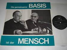 LP/KARDINAL KÖNIG/BENYA/DOKUMENTATION UNSERER ZEIT/DIE GEMEINSAME BASIS IST DER