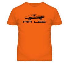 General Lee Retro Classic Sports Car NEW Orange T Shirt
