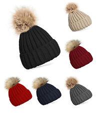 Unisex Men Women Knitted Beanie Hat Winter Worm Bubble Ski Cap Knit Hats Cap