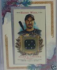 Randy Winn Jersey Card  Giants  Topps  Allen & Ginter