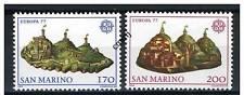 San Marino 1977 Serie Europa  MNH