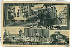 CARTOLINA d'Epoca: PALERMO Città - Sicilia - SALUTI