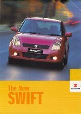 SUZUKI SWIFT 2006 UK vendite sul mercato opuscolo 1.3 Gl 1.5 Glx 1.3 DDiS