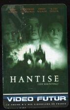 VIDEO FUTUR carte collector  HANTISE  (127)