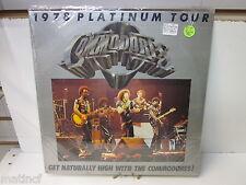 1978 Platinum Tour - Commodores...Still Sealed Album