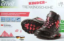 Kinder Trekkingschuhe Wanderschuhe Trekkingstiefel Stiefel 32 33 34 35 36 NEU