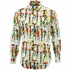 Mens Shirt Loud Originals REGULAR FIT Carrying Women Retro Psychedelic Fancy