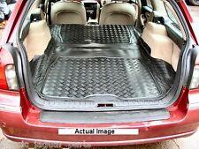 Rover 75 Tourer 2001 - 2005 rubber boot mat liner options & bumper protector