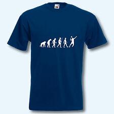 T-shirt, Fun-Shirt, evolution pallavolo, S-XXXL