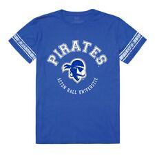 Seton Hall University Pirates NCAA Men's Football Tee T-Shirt Royal