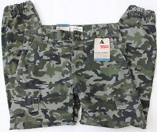 Levi's Boy's 14 Cargo Jogger Pants Camo 27 X 27 Camouflage NWT FREE Ship