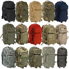 US Assault Pack Sac à dos I small 30 L à armée 23 couleur BW Daypack extérieur