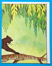 FIGURINA PANINI 1983-IL LIBRO DELLA GIUNGLA-n 3-NUOVA