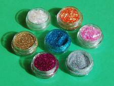 Nail Art Glitter Puder oder Fäden