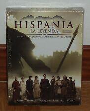 HISPANIA - THE LEYENDA - 1º SEASON COMPLETE - PACK 4 DVD - SEALED - NEW