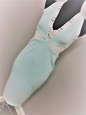 Hedonia Pixie Bodycon Midi Dress With Halterneck RRP £65 (AS-46/20)