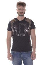 T-shirt Maglietta Versace Jeans Sweatshirt % ELARA Uomo Nero B3GPA734-899