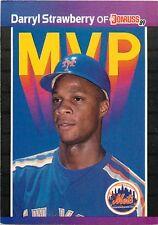 1989 DONRUSS MVP BONUS CARD BC MLB BASEBALL CARD PICK SINGLE CARD YOUR CHOICE