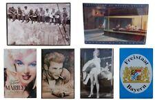 Retro Schild Blech Metall Blechschild Wandschild Reklameschild Werbeschild 60x40